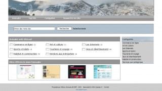 Annuaire web Vista.ad