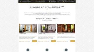 Hôtel Restaurant Aquitaine ** NN, Luchon