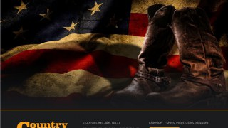 Country Creation : styliste mode US et country