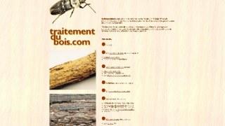 Guide traitement du bois