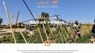 Ximo, agricultura ecològica - La Ribera