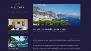 Agence Ange d'Azur - Marie Fialkovskaya