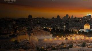 Voyage en Israël, pèlerinage en terre Sainte