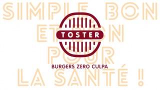 Toster, burger en livraison, Paris