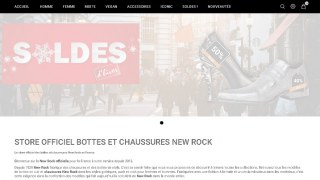 New Rock Store France
