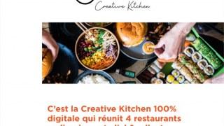 Küto, Creative Kitchen 100% livraison